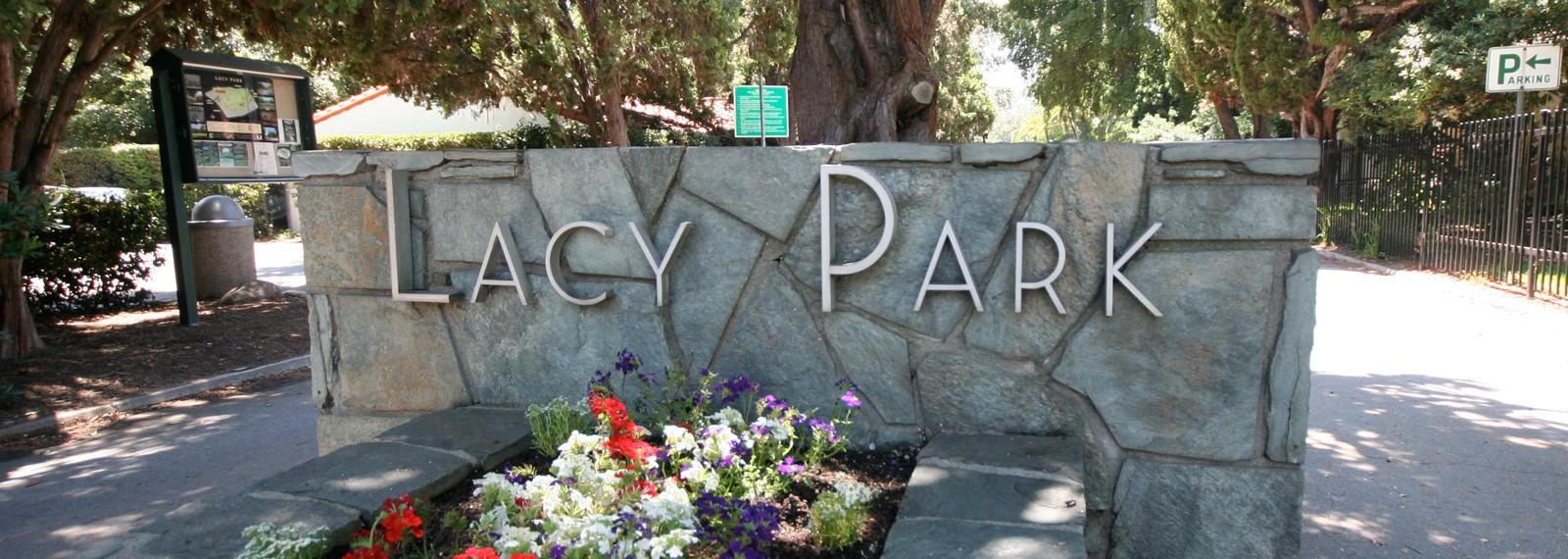 Lacy Park - Nina Kirkendall