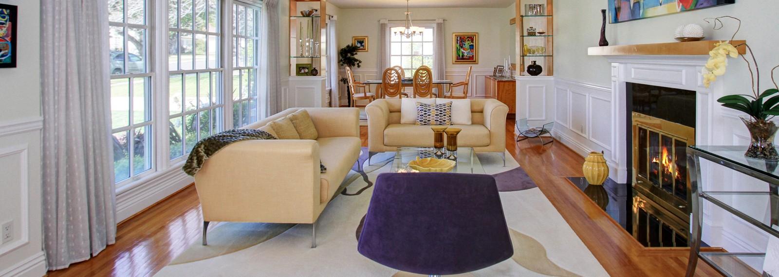 Living Room - Nina Kirkendall