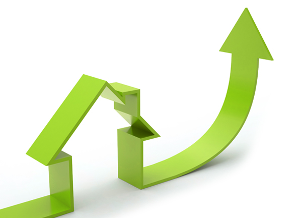 House Price Increase
